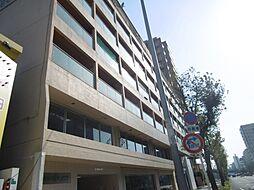 西田辺ハイツ[6階]の外観