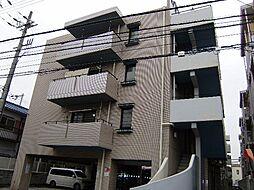 大阪府豊中市小曽根2丁目の賃貸マンションの外観