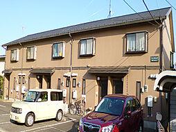 [テラスハウス] 神奈川県相模原市南区上鶴間本町8丁目 の賃貸【/】の外観