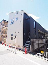東京都葛飾区東新小岩8丁目の賃貸アパートの外観