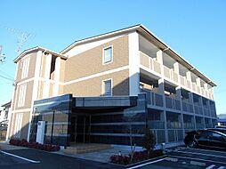 京都府京都市山科区小野荘司町の賃貸マンションの外観