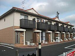 ラフィーネ小松[107号室]の外観
