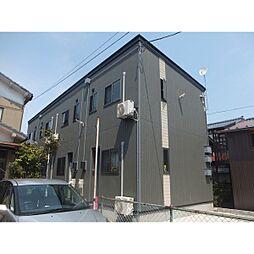 新潟県新潟市中央区本町通1番町の賃貸アパートの外観