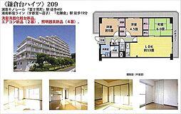 鎌倉台ハイツ[209号室号室]の外観