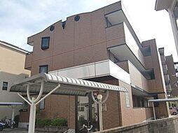 ベル アルモニー1番館(オートロック付き)[2階]の外観