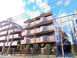 井荻ガーデンヒルズ[3階]の外観