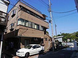 神奈川県横浜市鶴見区寛政町の賃貸マンションの外観