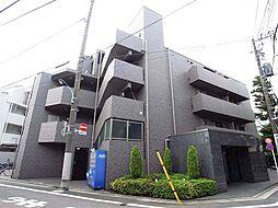 東京都練馬区豊玉北2丁目の賃貸マンションの外観