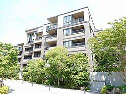 東京都調布市富士見町3丁目の賃貸マンションの外観