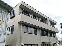 埼玉県蓮田市馬込3丁目の賃貸マンションの外観
