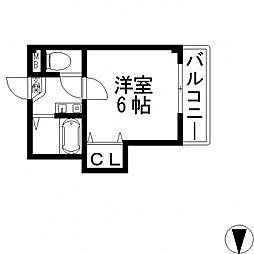Collection小阪(コレクション)[306号室号室]の間取り