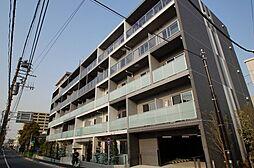 東京都大田区西六郷4丁目の賃貸マンションの外観