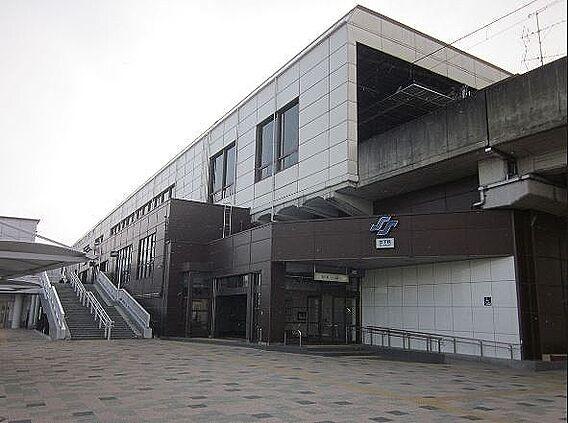 富沢駅(仙台地...