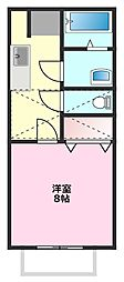 ステーション[2階]の間取り