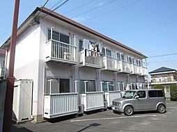 シャモニーI[2階]の外観