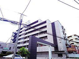 グランドール久米川[4階]の外観