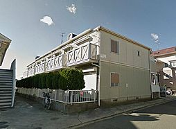 昭和ハイツB棟[202号室]の外観