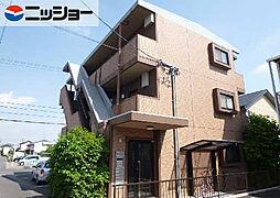 愛知県小牧市小木5丁目の賃貸マンションの外観
