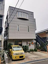 長崎県長崎市上野町の賃貸アパートの外観