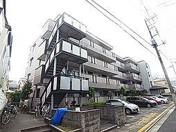コートグランディア西新井[2階]の外観