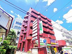 埼玉県志木市本町5丁目の賃貸マンションの外観