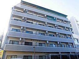 兵庫県尼崎市浜3丁目の賃貸マンションの外観