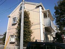ファミール成城B[102号室]の外観