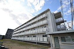 兵庫県姫路市城東町毘沙門の賃貸マンションの外観