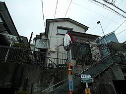 東京都調布市若葉町1丁目の賃貸アパートの外観