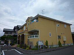 大阪府堺市南区宮山台3丁の賃貸アパートの外観