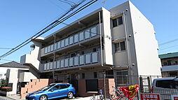 埼玉県草加市吉町2丁目の賃貸マンションの外観