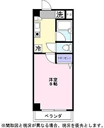 アイランズマンション[3階]の間取り