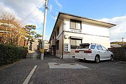 広島県安芸郡府中町みくまり2丁目の賃貸アパートの外観