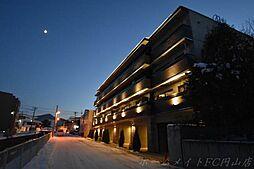 北海道札幌市中央区宮の森三条10丁目の賃貸マンションの外観