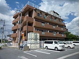 大阪府大阪狭山市茱萸木3丁目の賃貸マンションの外観