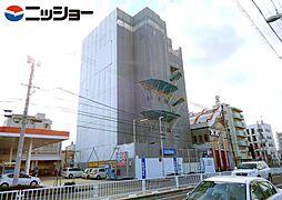 スタシオン川名公園[3階]の外観