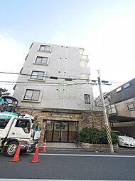 東京都杉並区阿佐谷北3丁目の賃貸マンションの外観