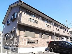 埼玉県さいたま市南区別所6丁目の賃貸アパートの外観