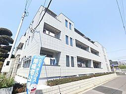 千葉県千葉市中央区登戸5丁目の賃貸マンションの外観