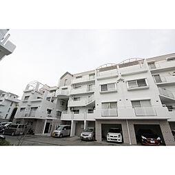 公団高槻阿武山一番街105号棟[4階]の外観