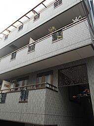 東京都台東区上野桜木2丁目の賃貸マンションの外観