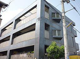 大阪府摂津市鳥飼中1丁目の賃貸マンションの外観