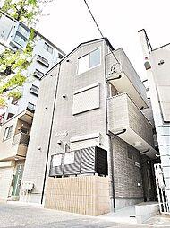 神奈川県川崎市川崎区大島5丁目の賃貸アパートの外観