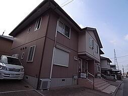 兵庫県神戸市西区玉津町二ツ屋1丁目の賃貸アパートの外観