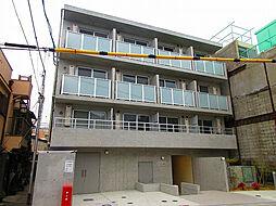 フェリオ南津守[4階]の外観