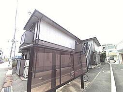 兵庫県神戸市東灘区御影本町7丁目の賃貸アパートの外観