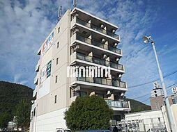 リバーリッチマンション[4階]の外観