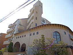 パティオ上新庄[5階]の外観