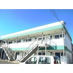 静岡県静岡市葵区長沼2丁目の賃貸アパートの外観
