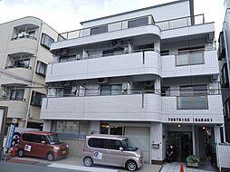 トータス茨木[203号室]の外観